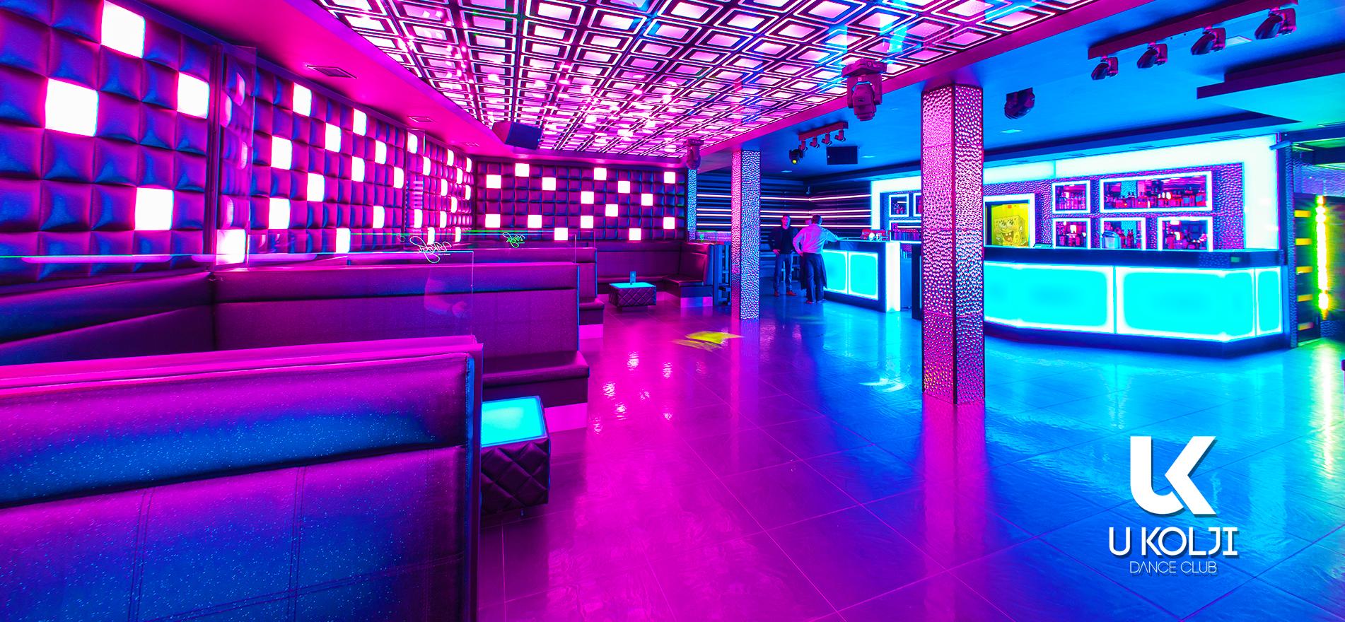 Dance club U Kolji, Litomyšl, prostory