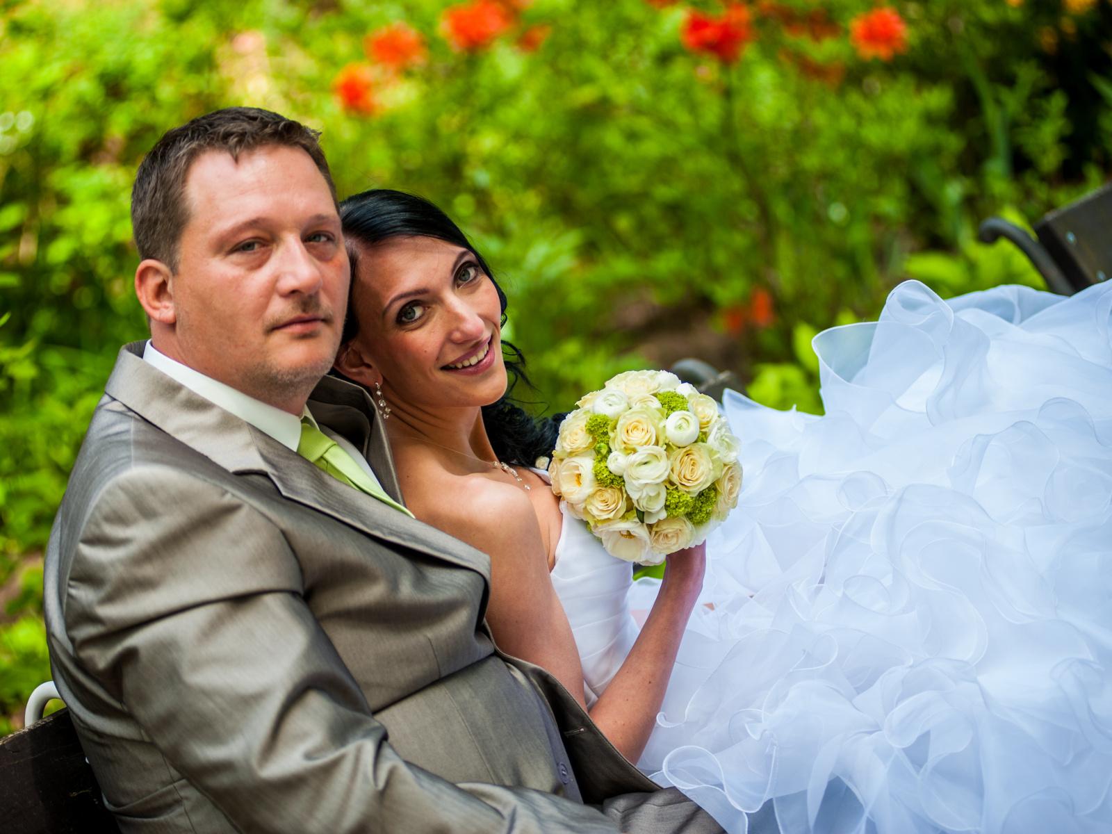 Focení svatby a svateb