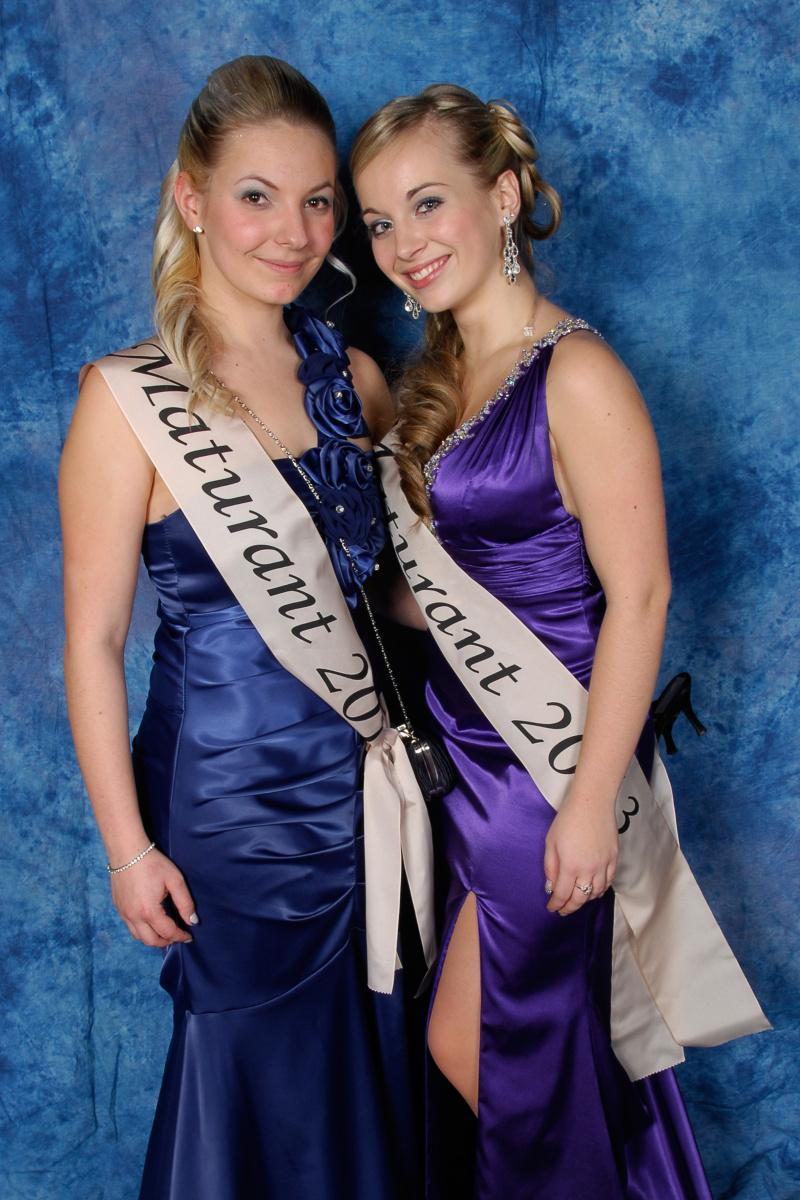 Fotka z maturitního fotokoutku