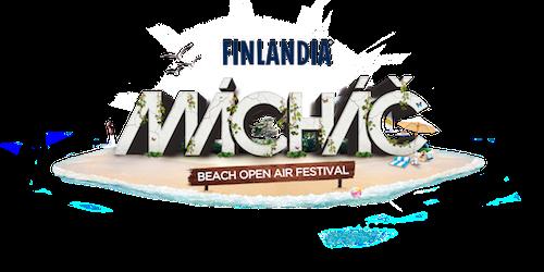 Oficiálně jsme fotili festival Mácháč 2017