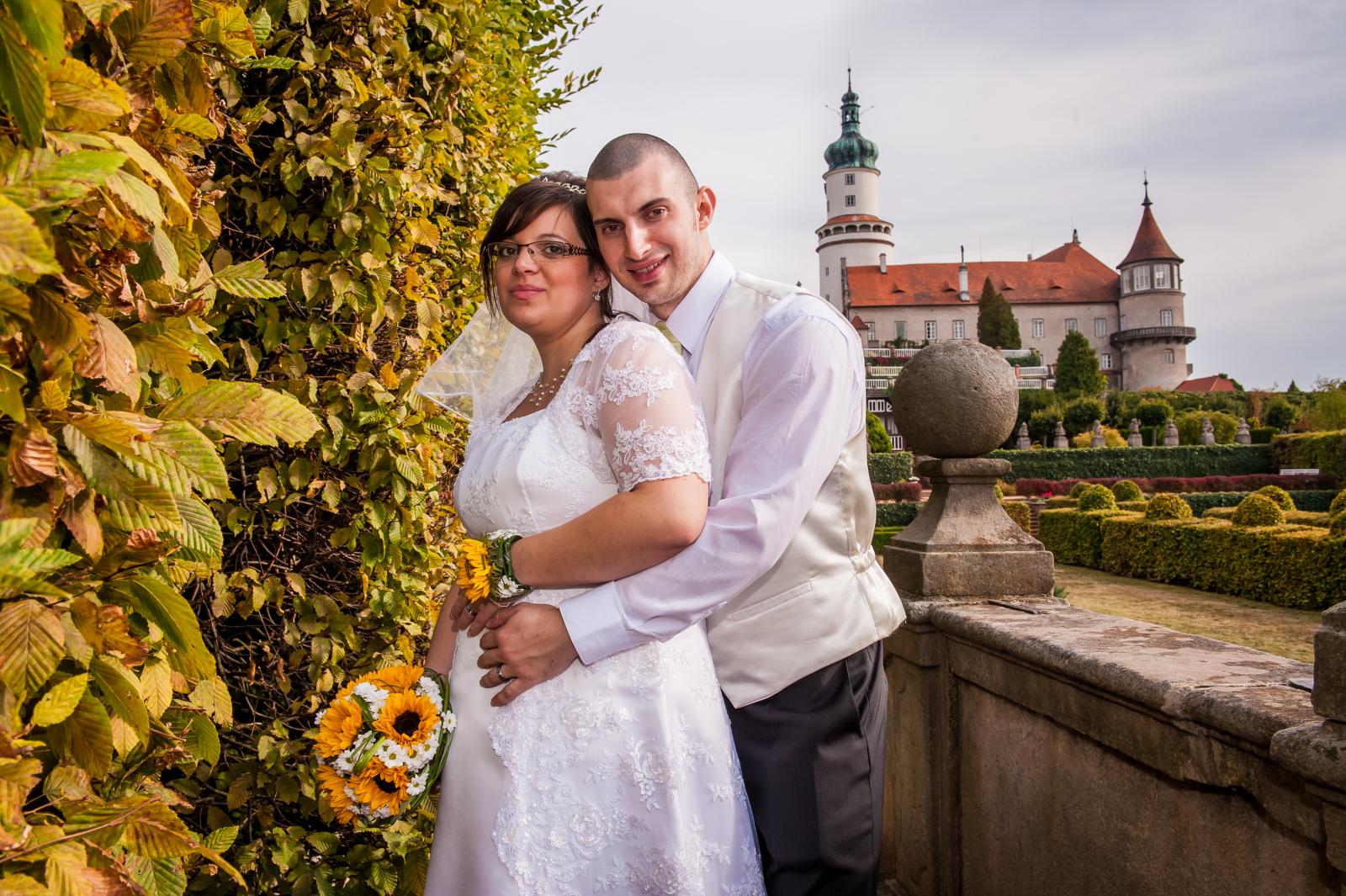 Focení svatby není jen o obřadu, aneb celý den se počítá!