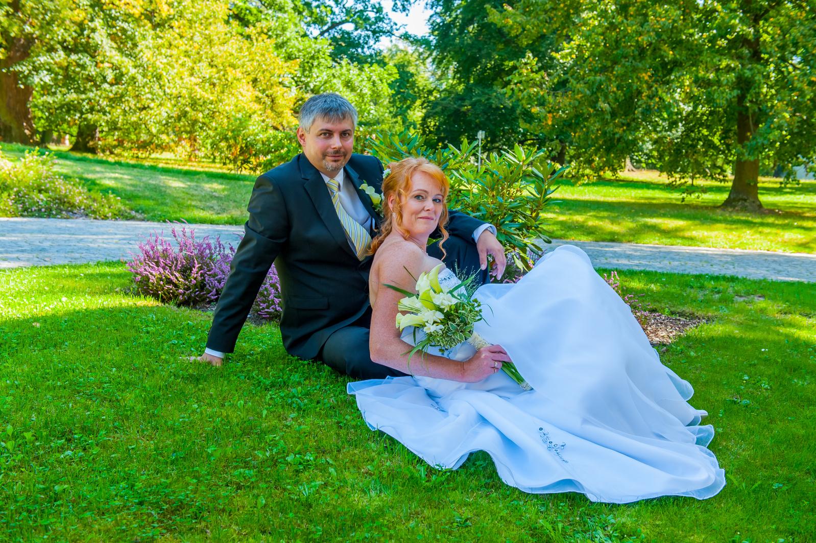 Co připravit na svatební focení?
