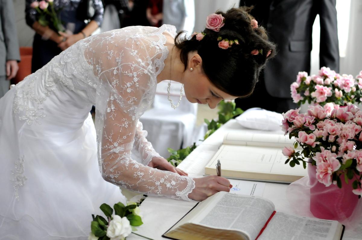 Bez čeho se neobejde focení svateb?