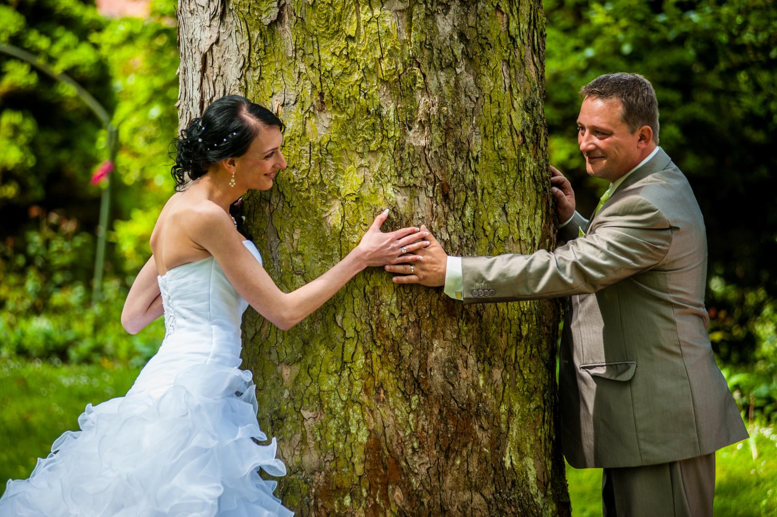 Vzpomínka na svatební focení, aneb fotokniha plná krásných okamžiků
