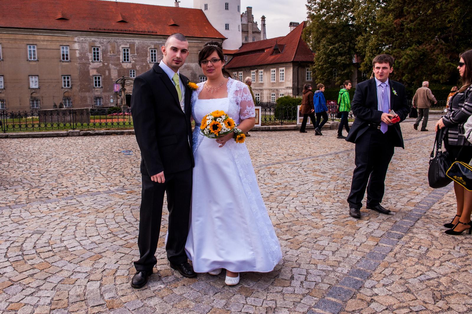 Svatební video jako součást focení svateb - ano nebo ne?