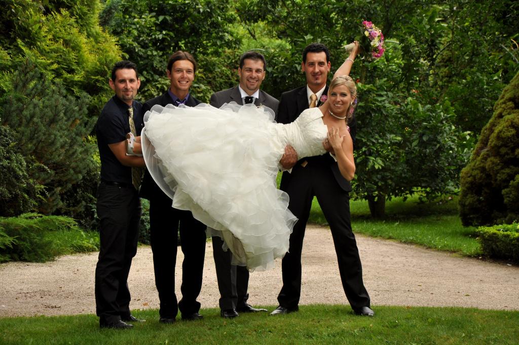 Fotografování svatby - venku nebo uvnitř?