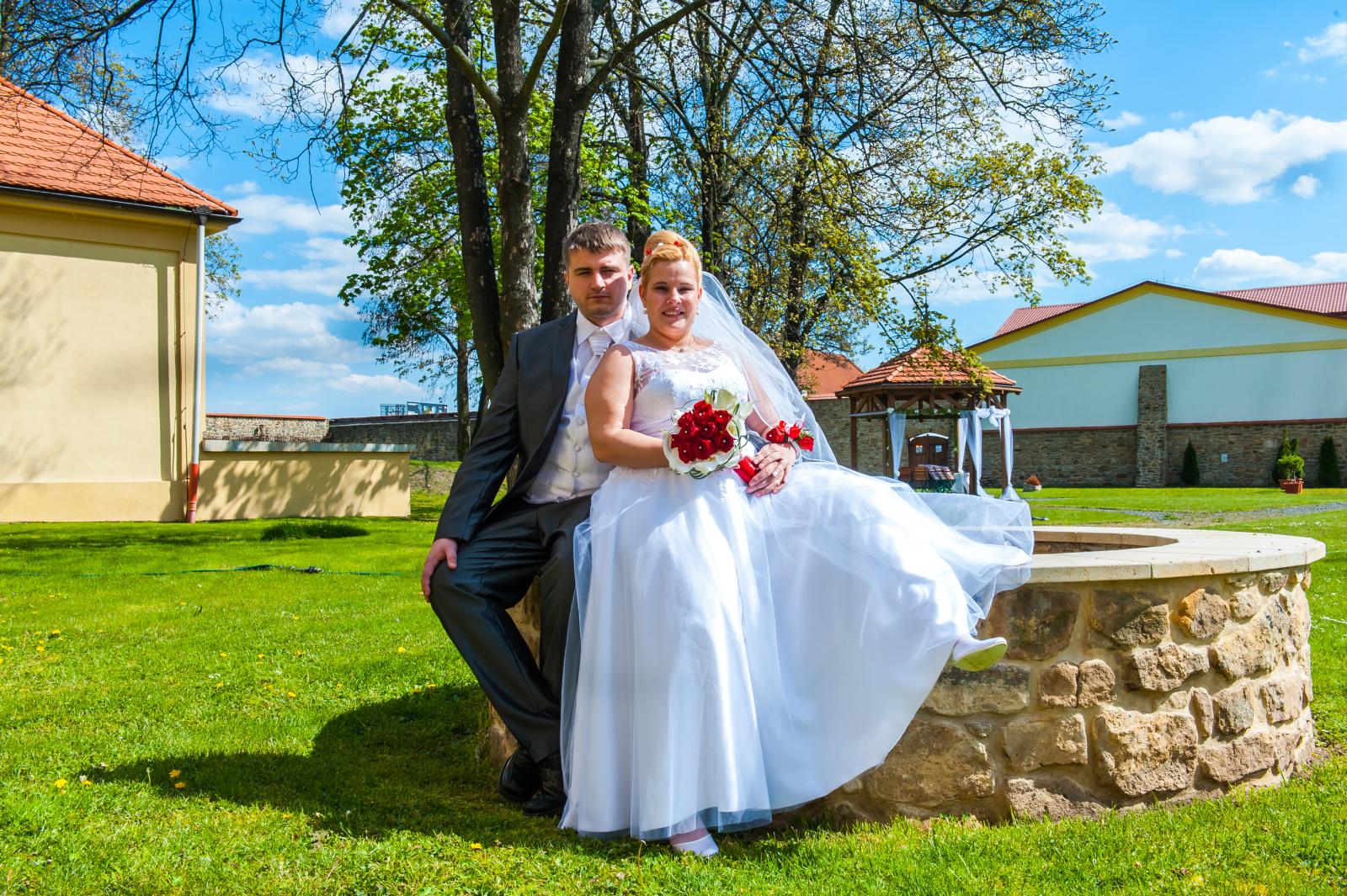 Fotokoutek nesmí na moderní svatbě chybět