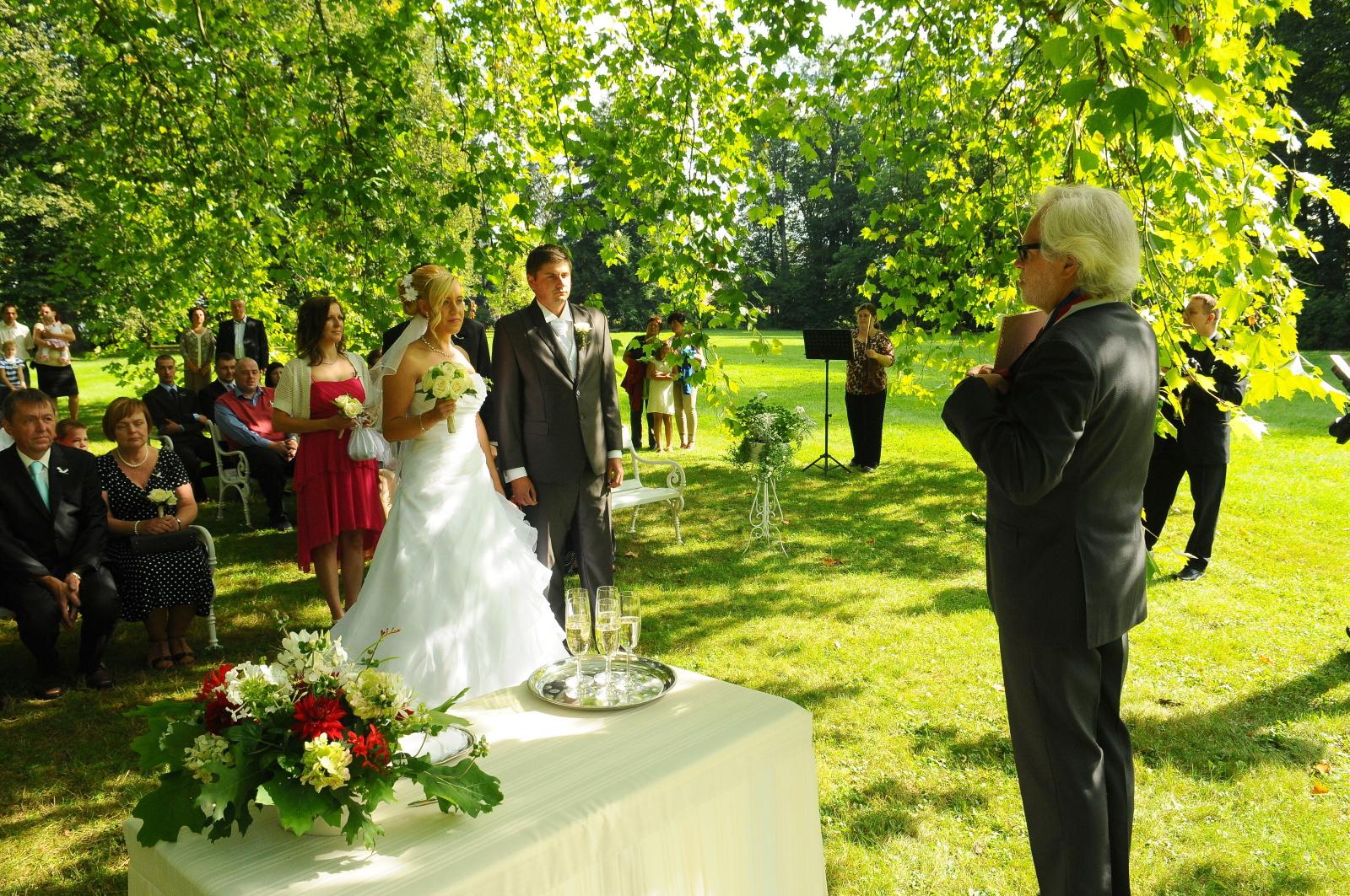 Fotografování svatby podle vašich představ i finančních možností