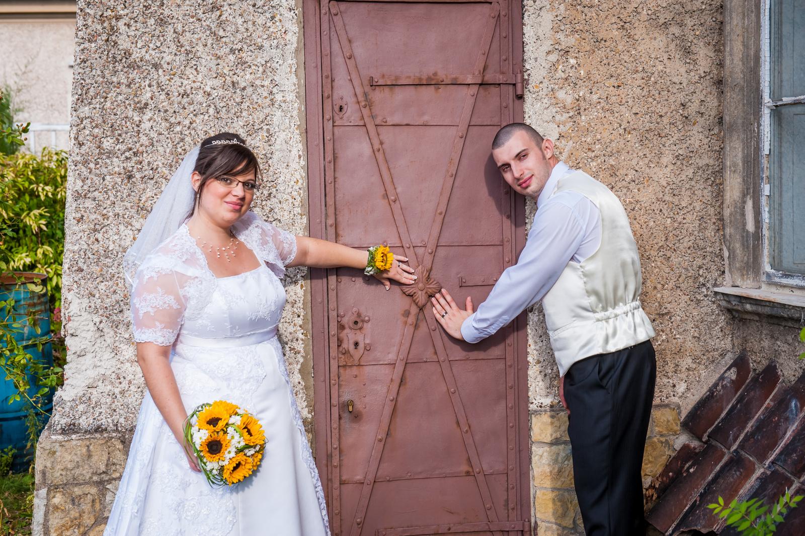 Svatební fotokniha uchová vzpomínky na focení svatby zase trochu jinak