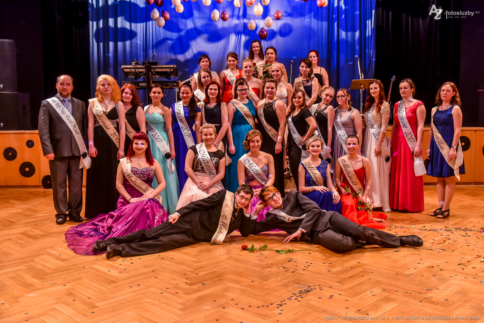 Už máte vyřešeno fotografování maturitního plesu?