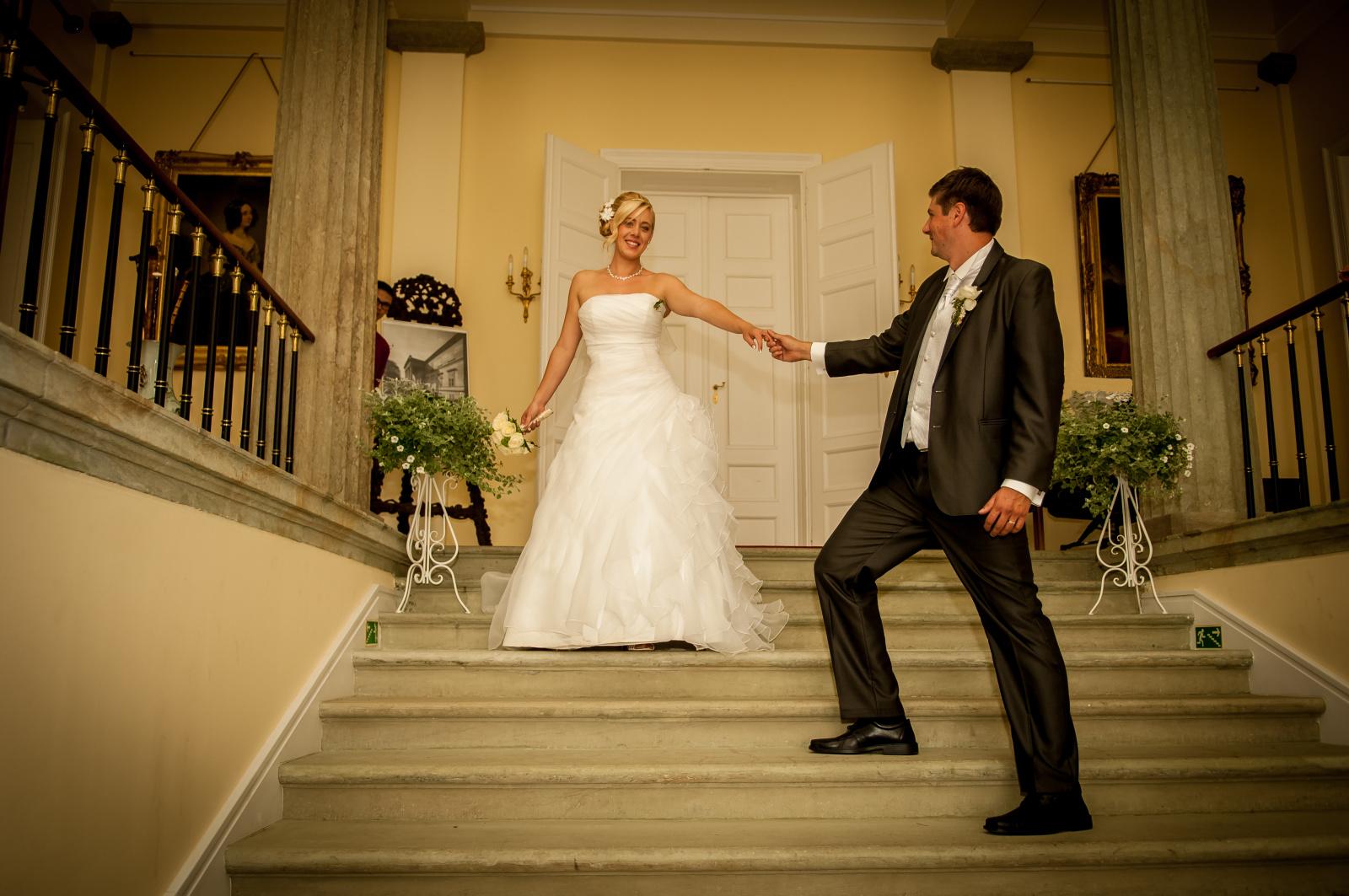 Jak se připravit na svatební focení v zimě