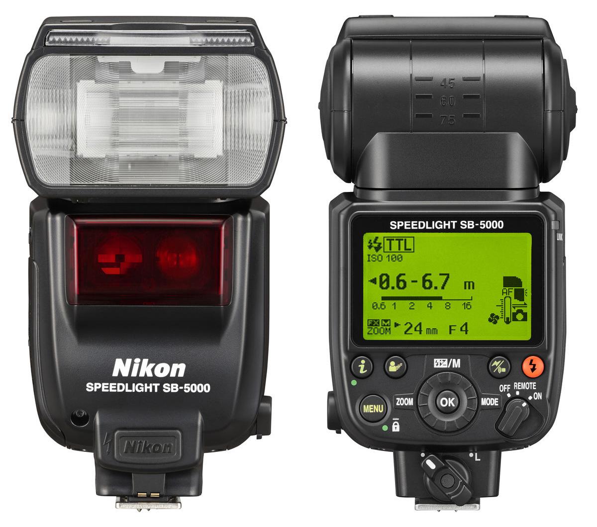 Nikon SB 5000