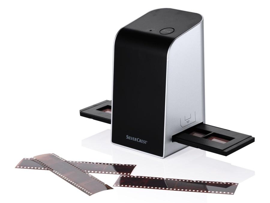 Silvercrest DIA scanner