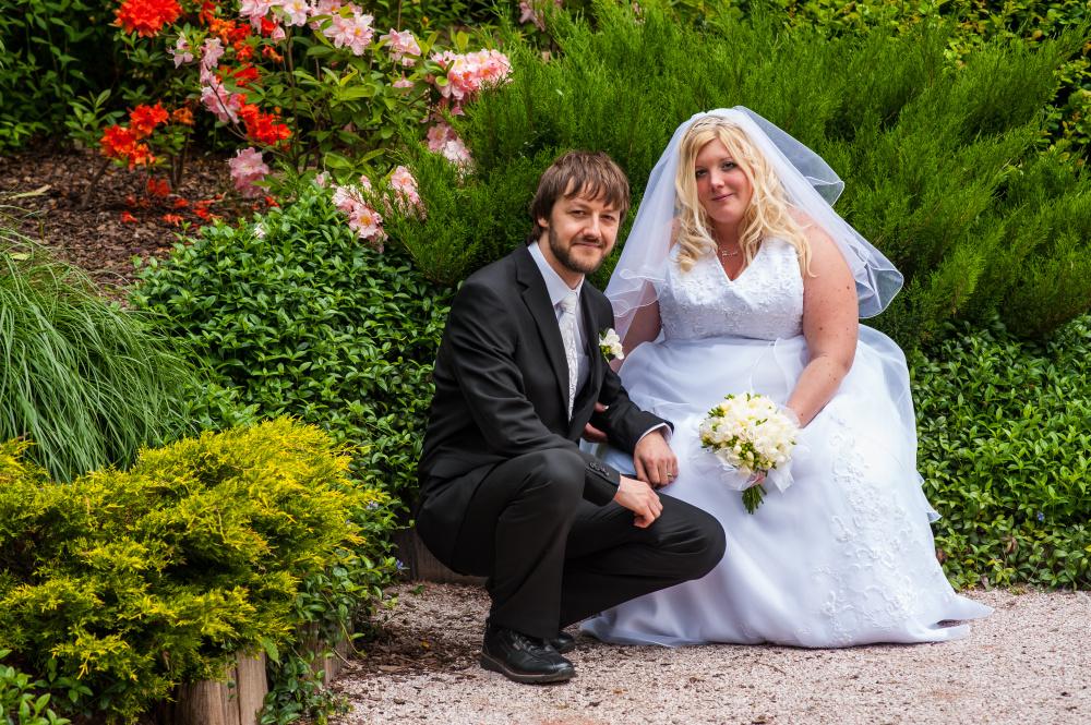 Profesionální fotograf na svatbu