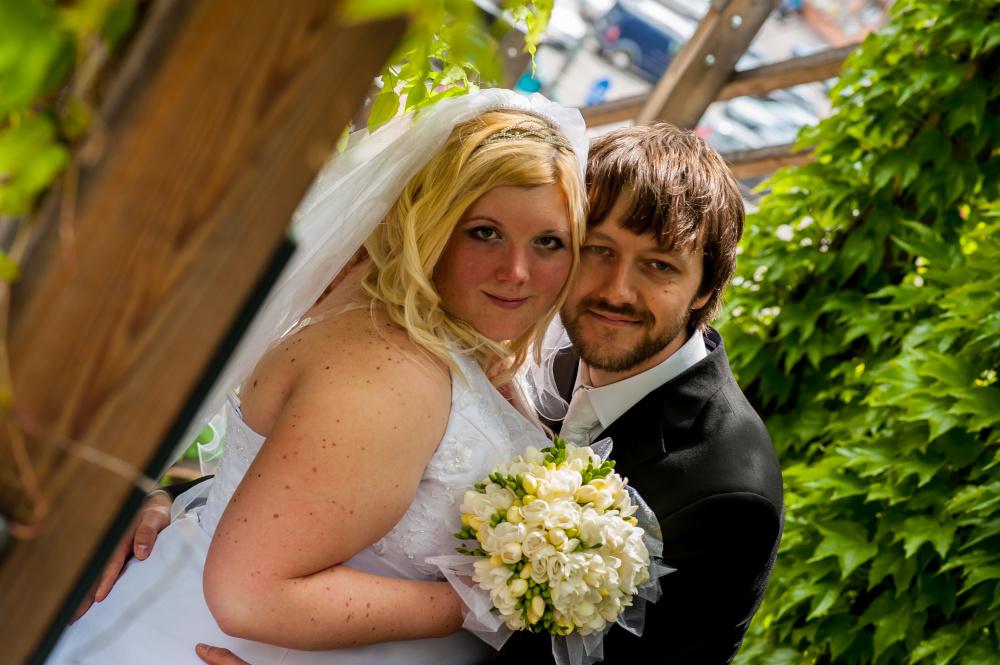 Svatební fotokoutek nesmí na svatbě chybět