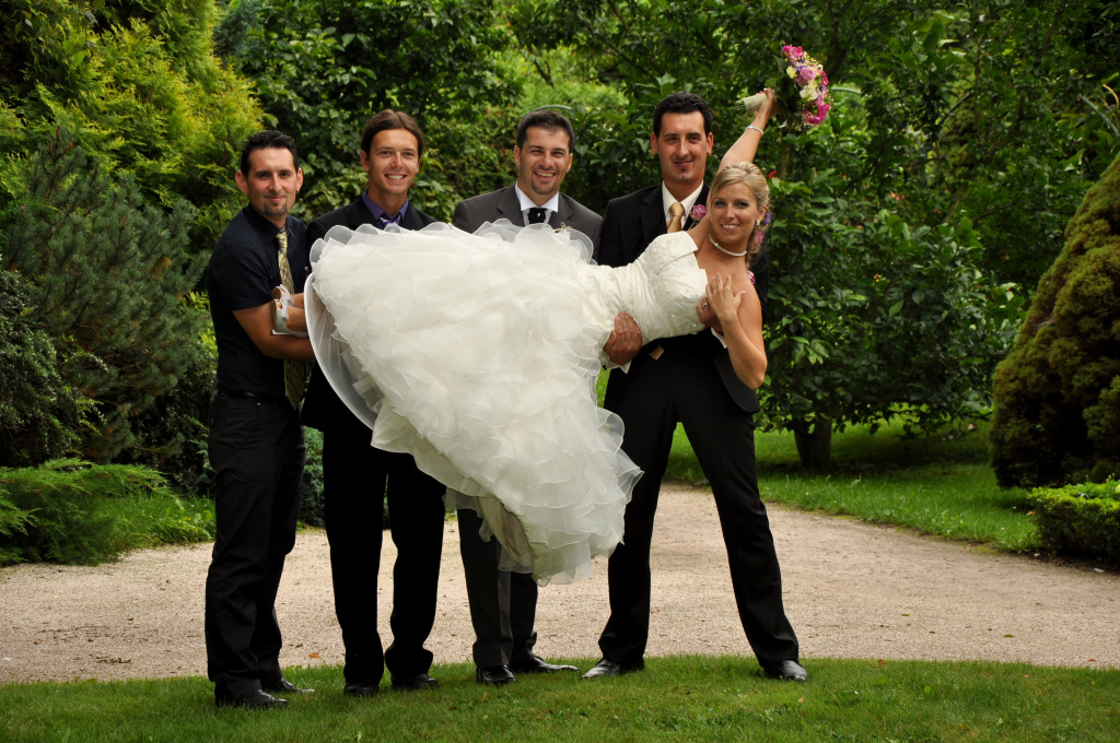 Fotokoutek na svatbu