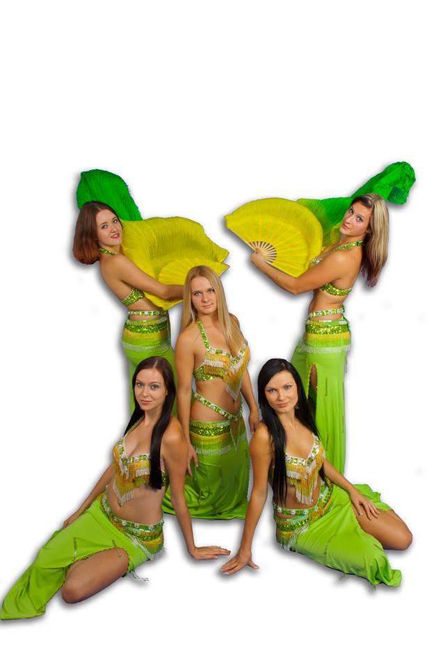 Taneční skupina